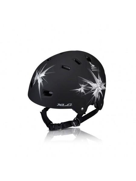 Шлем XLC BH-C22, черный, Unisize (53-59)